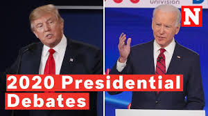 2020 Presidential Debates ...