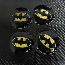 4pcs 56mm Universal Dark Knight Batman Logo Car Motorcycle Steering Wheel Center Hub Cap Emblem Badge Decal Symbol Stickers 0003 Emblem Badge Batman Logologo Car Aliexpress