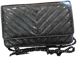 chanel wallet on chain new woc so