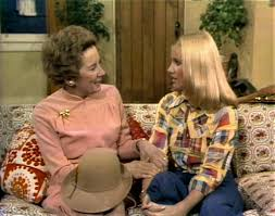 "Three's Company Fans on Twitter: ""Happy Mother's Day! On Three's Company we  met quite a few mothers, including Chrissy's mom (Priscilla Morrill),  Janet's mother Ruth (Paula Shaw), Jack's mom (Georgann Johnson), and"