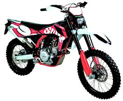swm motorcycles are about to break
