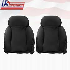 driver passenger upper leather cover