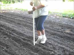 redneck seed planter you