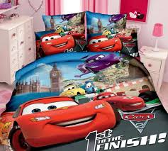 mcqueen cars bedding set duvet covers
