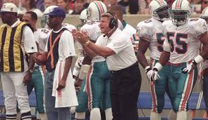 Former Dolphins head coach Jimmy Johnson elected to Pro Football ...