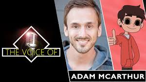 Adam McArthur Interview | AfterBuzz TV's The Voice Of - YouTube