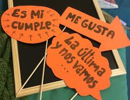 Todos A Jugar Letreros Divertidos Para Fotos De Fiestas