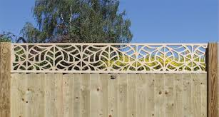 Fence Toppers Flat Top Edge Ligna Outdoor