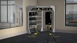 trx studio line suspension bays t unit