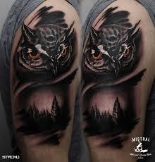 Sowa Tattoos