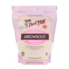 arrowroot starch bob s red mill