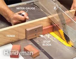 Table Saw Tips And Tricks Diy