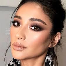 makeup for brown eyes brown hair