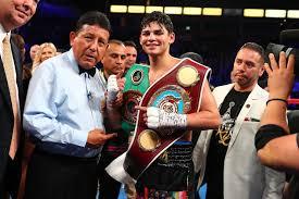Ryan García es un peleador modelo al que le gustaría ser campeón del mundo  - Los Angeles Times