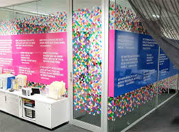 Think Big Or Go Home The Spectacular Art Of Window Decals Signs Glass Decal Wall Sticker And Window Frosting In Sydney