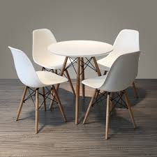 round eames molded plywood coffee table