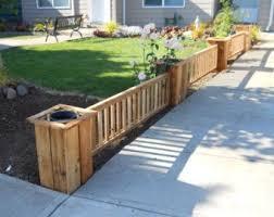 Fence Planter Etsy