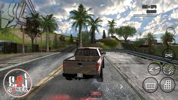 DOWNLOAD GTA San Andreas ANDROID LITE • HD Graphic mod