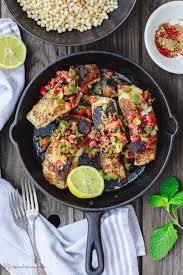 Pan Seared Sea Bass Recipe ...