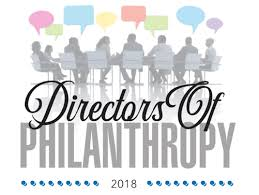 2018 Directors of Philanthropy – The Independent