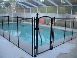 Ez Guard 5 Tall Self Closing Self Latching Pool Fence Gate Read More Reviews Of The Product By Visiting The Link Pool Fence Fence Gate Pool Safety Fence