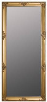 casa padrino baroque wall mirror gold
