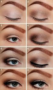 easy eye makeup tips for brown eyes