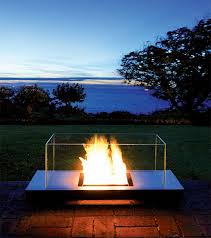 no chimney ethanol fireplace
