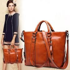 leather bags tote leather handbags