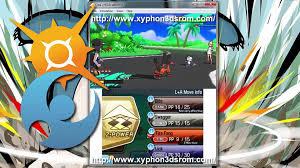 Pokémon Sun & Moon 3DS Rom (European Version) Download Gameplay + ...