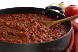 homemade chili recipe recipetips