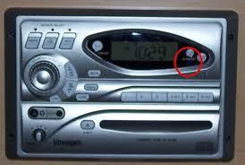 voyager rv radio cd player