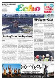 Byron Shire Echo – Issue 28.06 – 16/07/2013 by Echo Publications - issuu