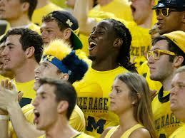 Michigan volleyball star Abby Cole to join women's basketball - Maize n Brew