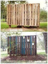 Cover Up In Garden Pallet Projects Garden Pallet Garden Walls Pallet Garden