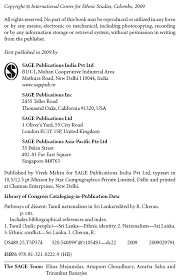 sage books pathways of dissent tamil nationalism in sri lanka