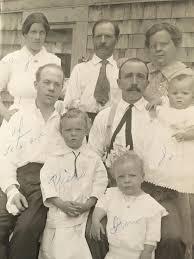 Freisting Peterson Wedding 1915