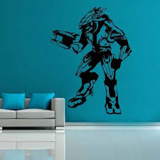 halo the arbiter decal vinyl wall