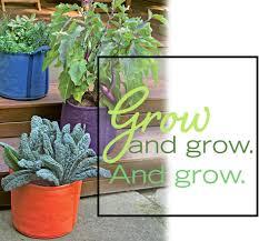 grow bags for gardening fabric