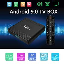 Smart TV BOX x96 air Android 9.0 4K Dual Wifi BT Netflix Media player Play  Store Free App Fast Set top BOX X96Air PK HK1MAX H96|Set-top Boxes