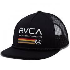 rvca caserma trucker hat