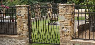 Fences Gates Columns And More Southern Scape Llc