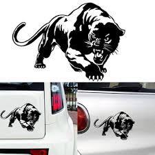 Super Promo 03eb13 J 250 Car Exterior Decoration Wild Animals Leopard Decal Styling Sticker Tape Cicig Co