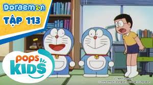 Doraemon Tập 113 - Chiếc Búa Giúp Phân Thân, Máy Ảnh Thời Gian ...