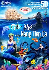 Vở diễn thiếu nhi -Nhà hát tuổi trẻ Việt Nam
