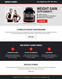 top 3 weight gain food supplement and