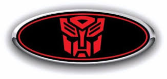 Ford Autobot Decals Autografix Designs Chevy Ford Overlay Custom Emblem Decals Stickers
