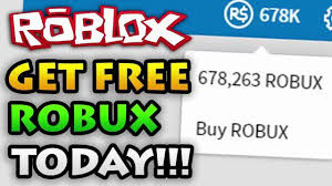 roblox how to get unlimited free robux