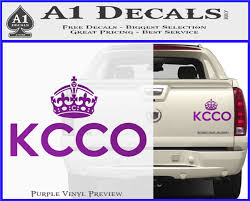 Kcco Keep Calm Chive On Decal Sticker Ds A1 Decals