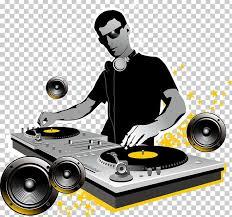 dj mixer nightclub png clipart